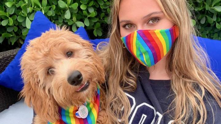 You Can Now Get Matching Face Masks For You And Your Dog