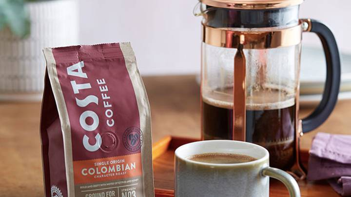 You Can Now Get Costa At Home Cans, Pods And Bags Of Coffee For Just 50p On Thursday Only
