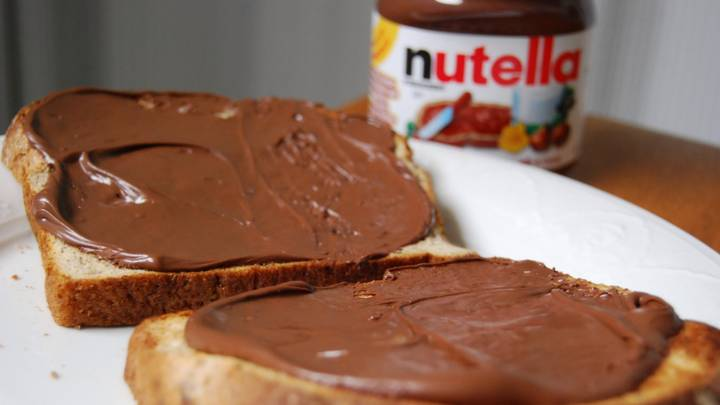 Nutella Comes In Personalised Jars And It's The Perfect Christmas Gift