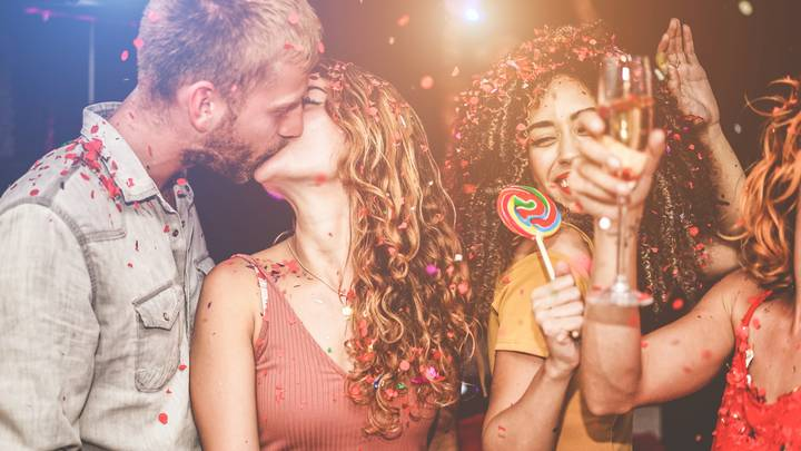Covid-19 Could Mean Snogging Is Now A Thing Of A Past, According To New Poll