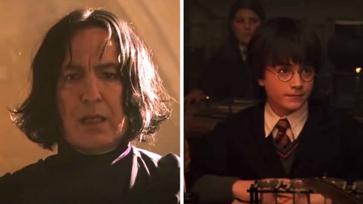 Harry Potter Fans Are Losing It After Discovering The Secret Meaning Behind Snape's First Lines