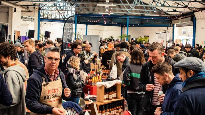 There's A Hot Sauce Festival Coming To London This Christmas