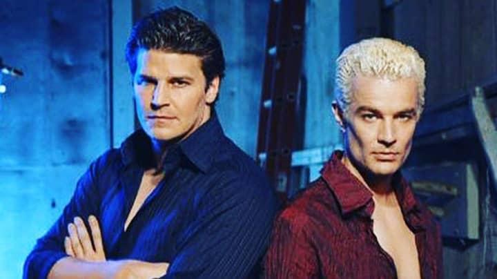 Buffy The Vampire Slayer Star Says Buffy Belongs With Angel