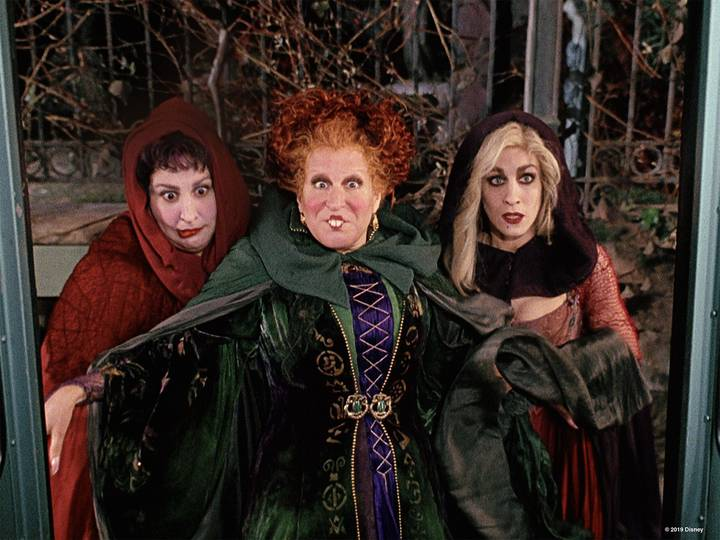 Hocus Pocus Reunion With OG Cast Is Airing On Friday