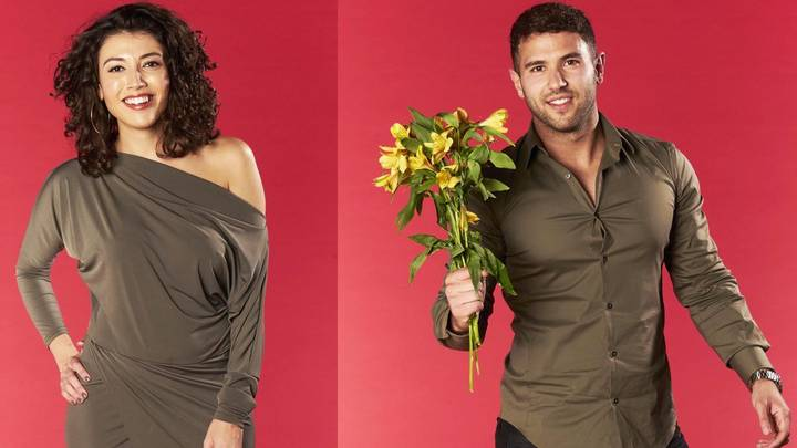 First Dates Stars Elan And Cindy Reveal That They're Engaged