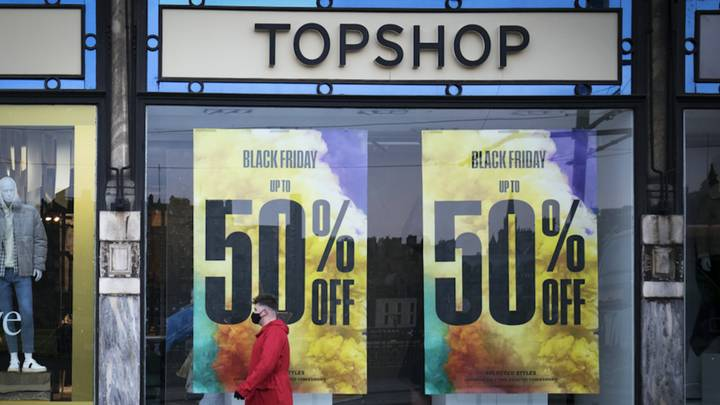 A Love Letter To Topshop As It Goes Into Administration