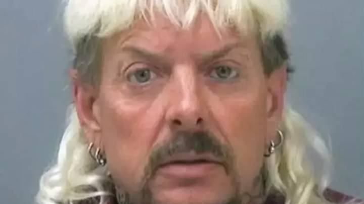 'Tiger King' Joe Exotic Suing From Prison For $94 Million