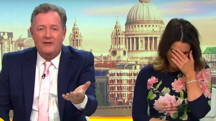 ITV Handed Ofcom Warning After Piers Morgan Mocks Chinese Language