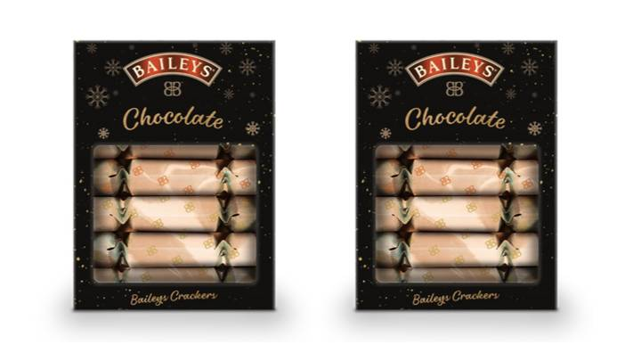 Baileys Has Launched Christmas Crackers