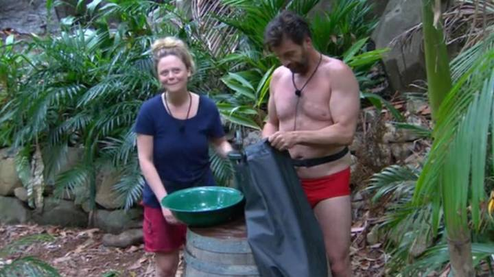 Nick Knowles Left I'm A Celeb Viewers In Stitches With Tiny Red Speedos