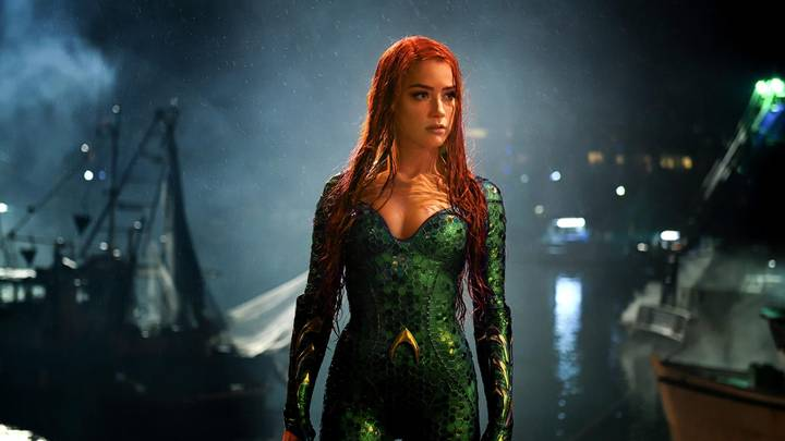 Amber Heard Says She'll Return For Aquaman 2 Despite Petition To Fire Her