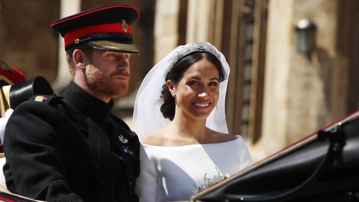 Harry And Meghan Clarify 'Secret Wedding' Comments