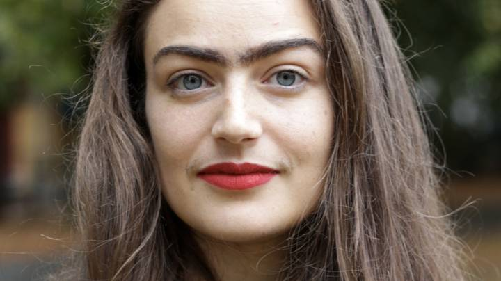 Woman Trolled For Embracing Moustache And Unibrow - But Says It Has Boosted Her Confidence
