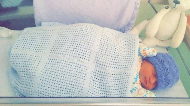 Teenager Rushed To Hospital With Suspected Appendicitis Gives Birth To Surprise Baby