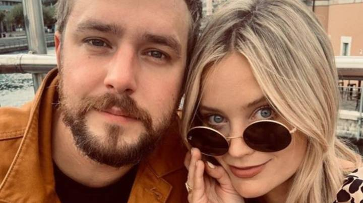Laura Whitmore Is Pregnant With Her First Baby With Iain Stirling
