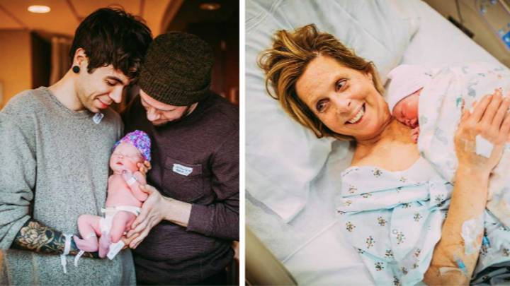 Woman Gives Birth To Her Own Granddaughter As Surrogate For Son