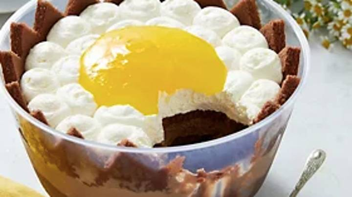 M&S Is Selling A Cracked Egg Trifle For Easter - And It Looks Delicious