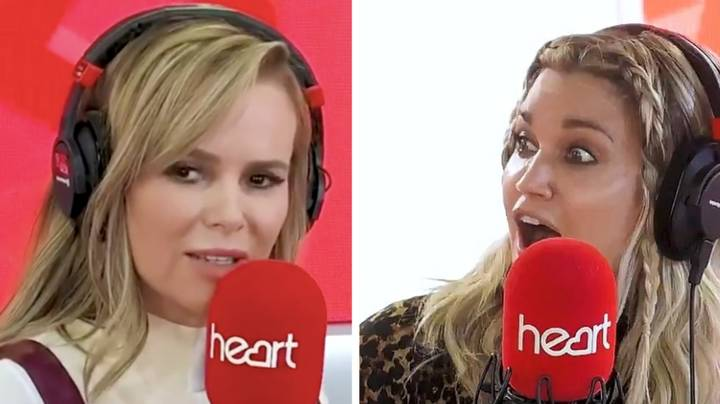 Amanda Holden Does Uncanny Margaret Thatcher Impression And Our Minds Are Blown