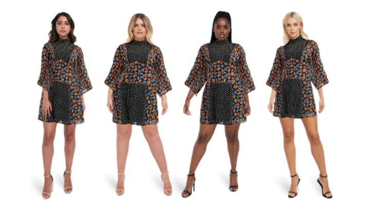 ASOS Now Lets You See Clothes On Different Sized Models And It's A Game-Changer