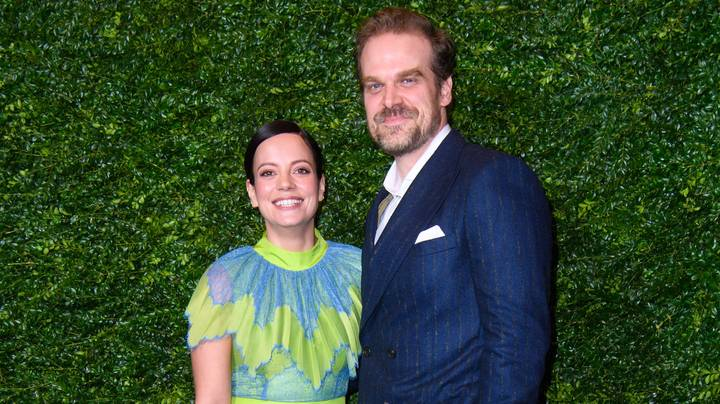 Lily Allen Confirms She's Married 'Stranger Things' Star David Harbour With Wedding Snaps