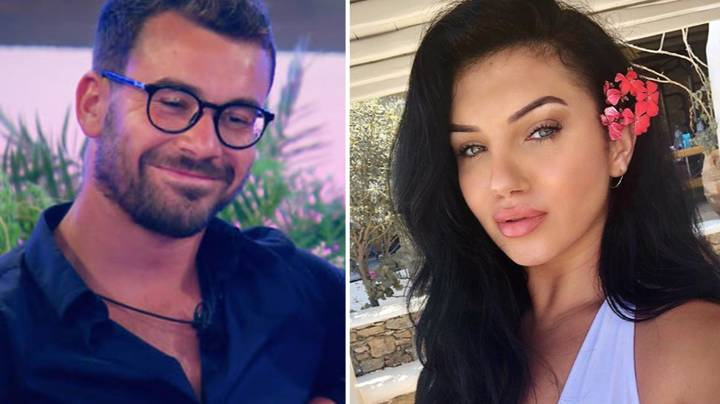 Love Island's Alex Miller Asks Alexandra Cane Out On A Date