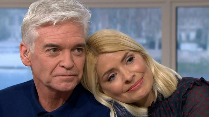 Phillip Schofield Holds Back Tears In First TV Interview After Coming Out
