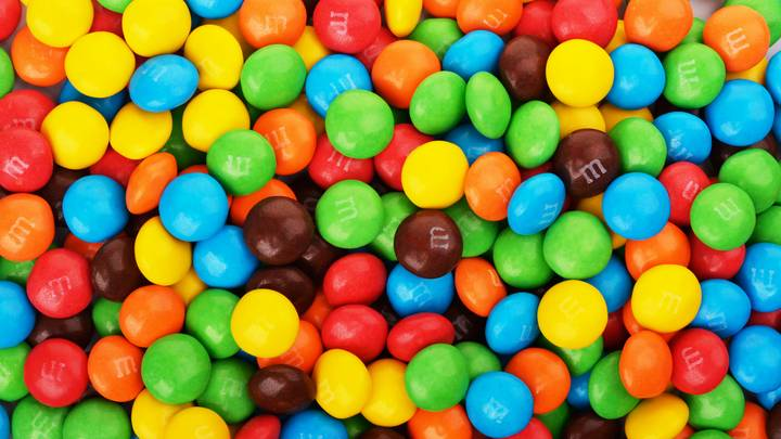 You Can Now Get M&M Popcorn With Chocolate Sauce
