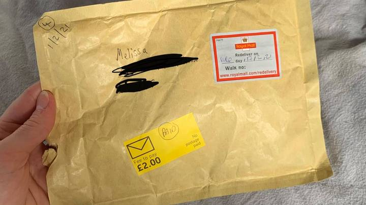 Woman Baffled After Ex Sends Her Underwear Back By Post - And Asks Her To Pay Postage