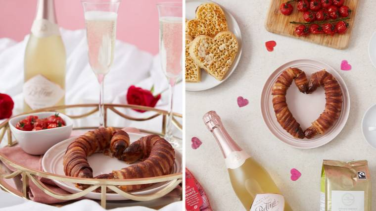 Marks & Spencer Launches Love Sausage Hamper For Valentine's Day