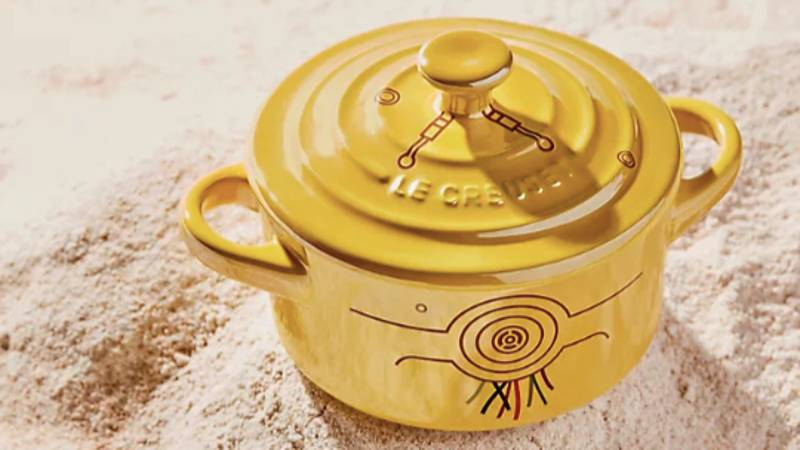 Le Creuset Launches Star Wars Collection