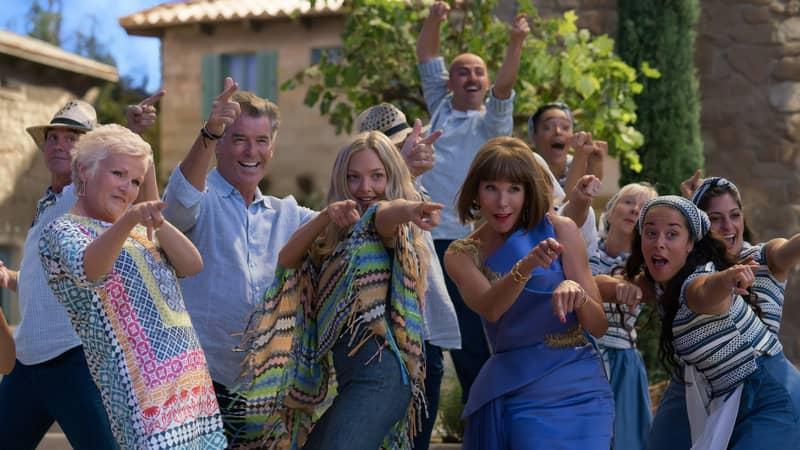 'Mamma Mia 2' Is Landing On Netflix Next Month