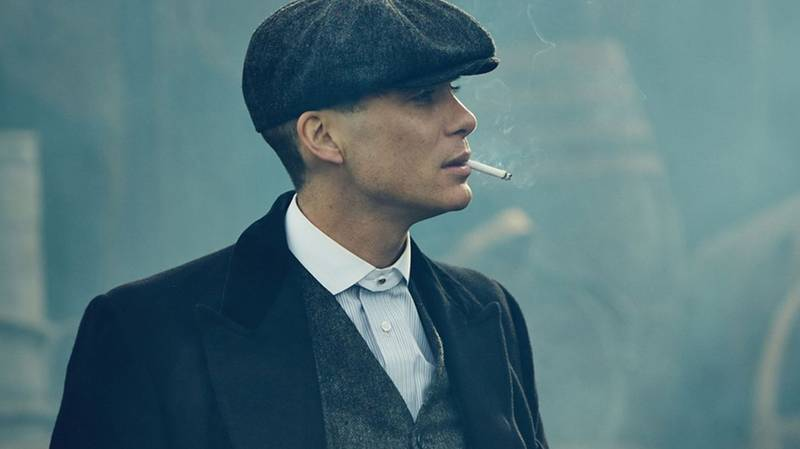Peaky Blinders Fans Are Losing It Over This Snap Of Tommy Shelby On Set