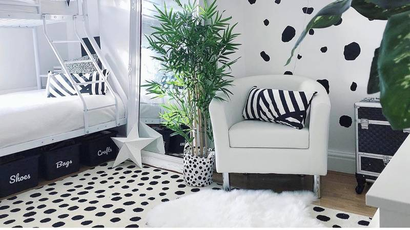 Everyone's Giving Their Homes DIY Dalmatian Transformations