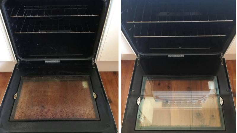 This Two-Ingredient Cleaning Hack Makes Filthy Ovens Sparkle For Just £1.60
