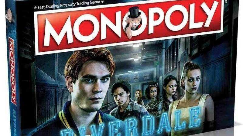 You Can Now Get 'Riverdale' Themed Monopoly