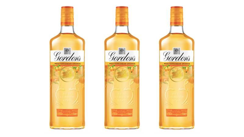 You Can Now Get Mediterranean Orange Flavoured Gordon's Gin
