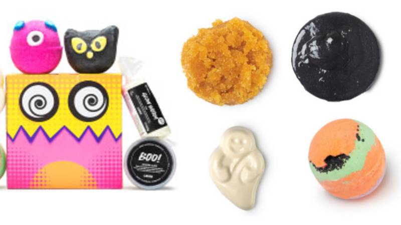 Lush's Halloween Collection Has Just Dropped And It's Spooktacular