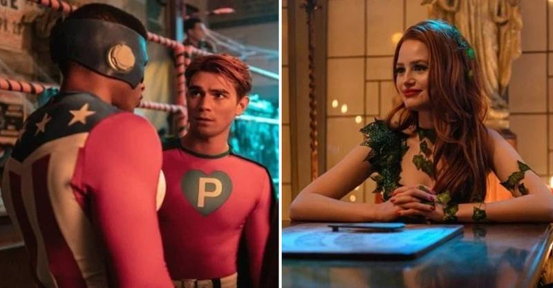 First Pictures Of The 'Riverdale' Halloween Special Have Arrived