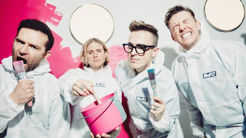 McFly Launch Their Own Subscription Channel Dubbed 'McFly Netflix'