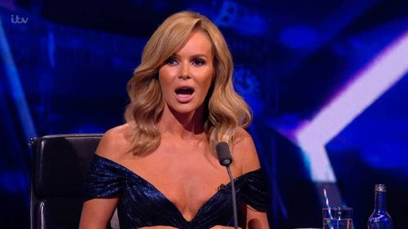 Amanda Holden Hits Back After 'Britain's Got Talent' 'Wardrobe Malfunction' Sparks 235 Ofcom Complaints