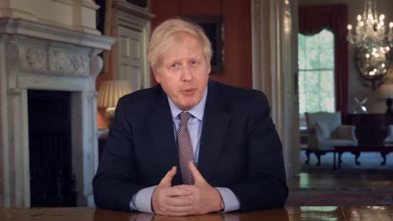 BREAKING: Boris Johnson Announces Ease Of Lockdown Measures