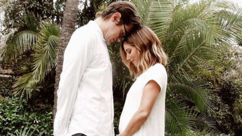 'High School Musical' Star Ashley Tisdale Announces She's Pregnant