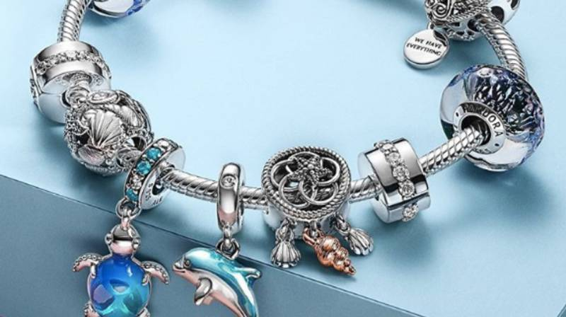 Pandora Has Launched A New Ocean Collection With Dolphins And Narwhals