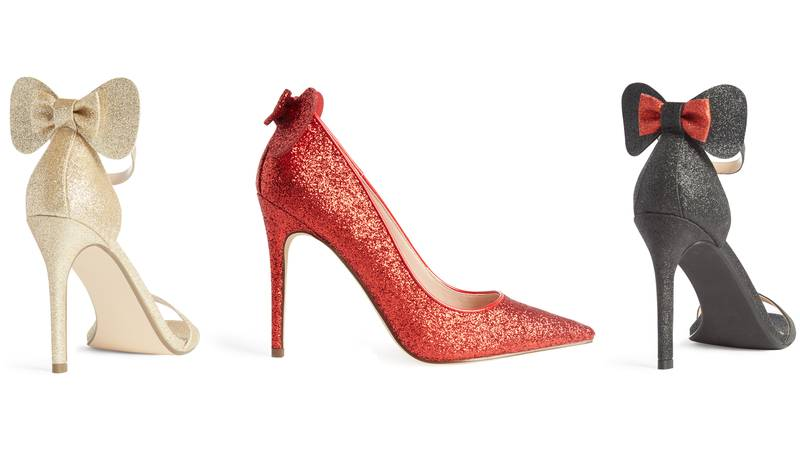 Primark's Glittery Minnie Mouse Heels Are Perfect For Party Season