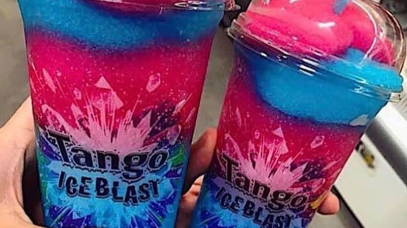 Tango Launches Ice Lollies That Taste Like Tango Ice Blasts