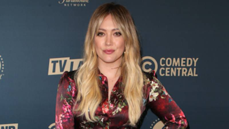 Hilary Duff Denies 'Disgusting' Internet Theory That She's A Child Trafficker