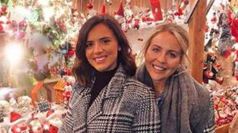 Lucy Mecklenburgh And BFF Lydia Bright Found Out They Were Both Pregnant On Same Day