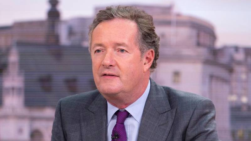 Piers Morgan Pulled Off Air For Slating 'Good Morning Britain' Crew
