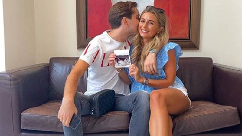 Dani Dyer Shares First Picture Of Her Baby Bump