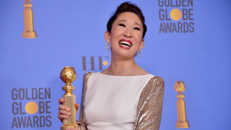 Sanda Oh Has Finally Won A Golden Globe For 'Killing Eve'